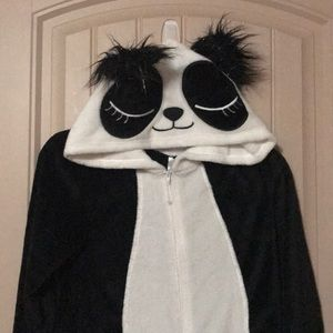 Super Soft Panda Onesie